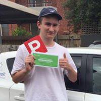 Driving School Altona customer Nicholas