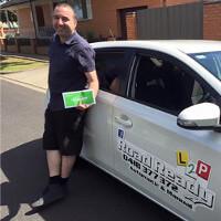 Footscray Driving School customer Rhett